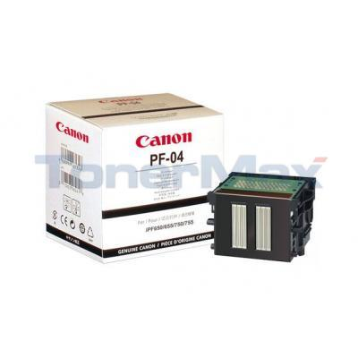 CANON PF-04 IMAGEPROGRAF IPF750 PRINTHEAD